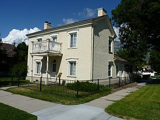 Clark–Taylor House United States historic place