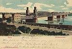 Thorn, Westpreußen - Eisenbahnbrücke (Zeno Ansichtskarten).jpg