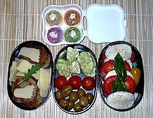 Almuerzo Wikipedia La Enciclopedia Libre