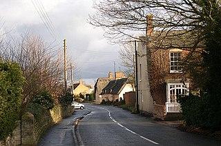 Thurlby, South Kesteven village in South Kesteven