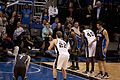 Tiago Splitter at the foul line Spurs-Magic100.jpg