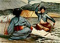 Tibetans Cleaning Wool-2.jpg