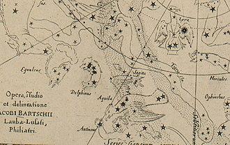 Jakob Bartsch - Tigris, a Bartsch constellation