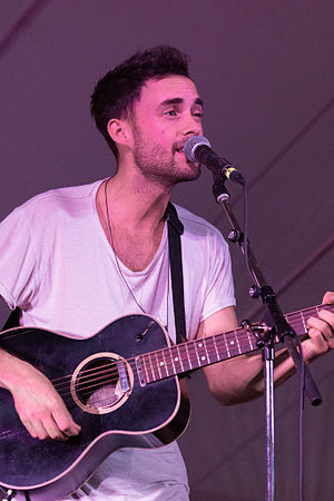 Tim Chaisson - Performing at the 2015 Hillside Festival