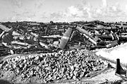 Tinian-scrapped B-29s - 1946