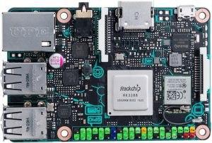 Asus Tinker Board - Image: Tinker board