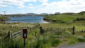 Great Bernera - Tobson