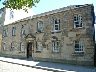 Dalkeith - Tolbooth, Dalkeith