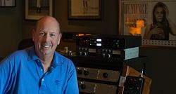 Tom Coyne bei Sterling Sound