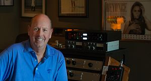 Tom Coyne (music engineer) - Tom Coyne at Sterling Sound