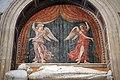 Tomba di arrigo VIII, angeli dell'ambito del baldovinetti 02.JPG