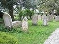 Tombstones within Bosham churchyard - geograph.org.uk - 928367.jpg