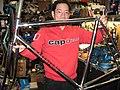 Tony Tom owns A Bicycle Odyssey bike shop in Sausalito (2275618903).jpg