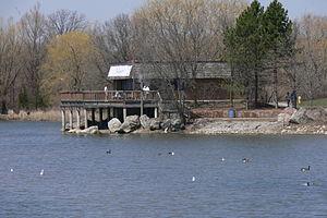 Unionville, Ontario - Toogood Pond, Unionville, Ontario