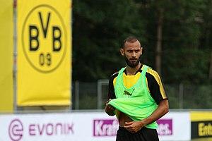 Ömer Toprak - Toprak with Borussia Dortmund in 2017