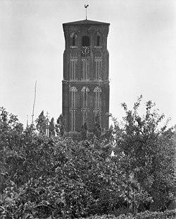 Toren, detail - Sambeek - 20194143 - RCE.jpg