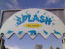 Toronto Zoo Splash Island Entrance.jpg