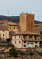 Torre, Torralba de Ribota, Zaragoza, España, 2018-04-01, DD 03.jpg