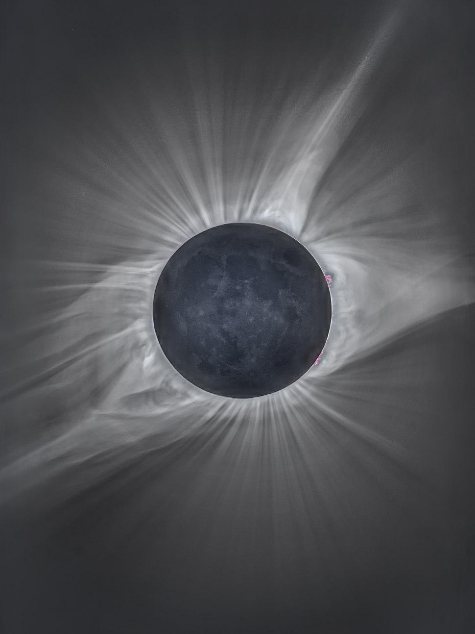 Total Solar Eclipse 8-21-17