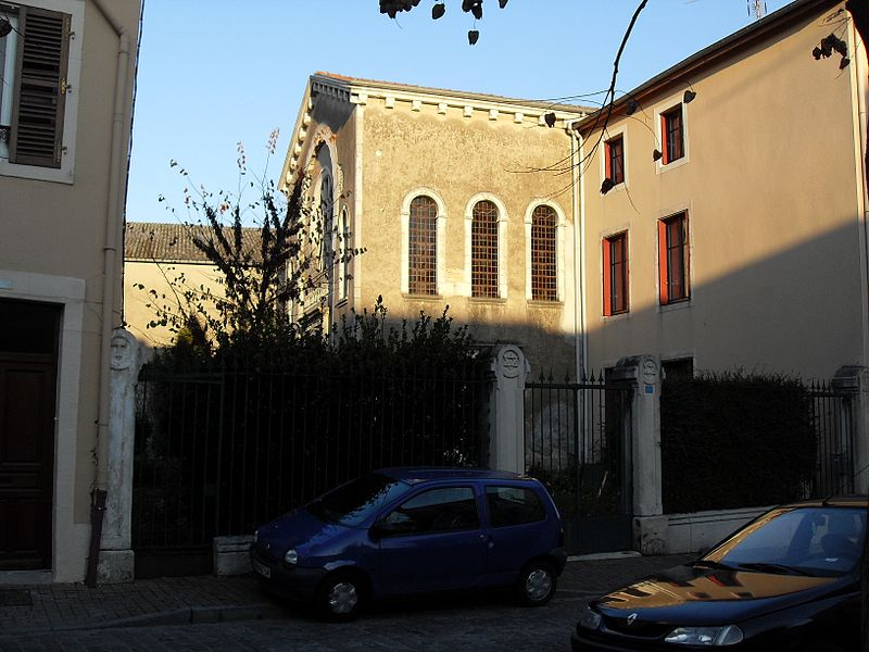 Toul Synagogue 19th century