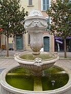 Toulon Fountains 1