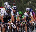Tour de France 2011, cavendish met ploegmaats (14683477277).jpg