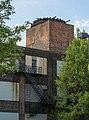 Tower and fire escape detail - Tinnerman Steel Range Company.jpg