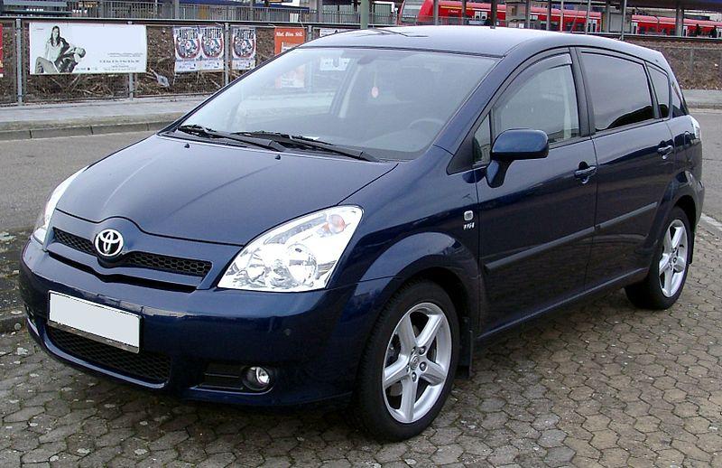 File:Toyota Corolla Verso front 20080131.jpg
