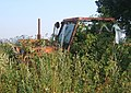 Tractor's final rusting place - geograph.org.uk - 899199.jpg