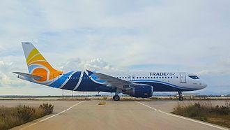 Trade Air - Trade Air Airbus A320-200