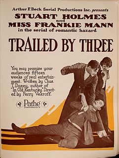 <i>Trailed by Three</i> 1920 film