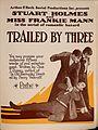 Trailed by Three advertisement 1920.jpg