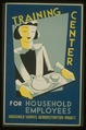 Training center for household employees-Household Service Demonstration Project, W.P.A LCCN98509724.tif
