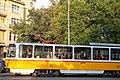 Tram in Sofia near Macedonia place 2012 PD 062.jpg