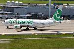 Transavia France, F-HTVC, Boeing 737-8K2 (27852178694).jpg