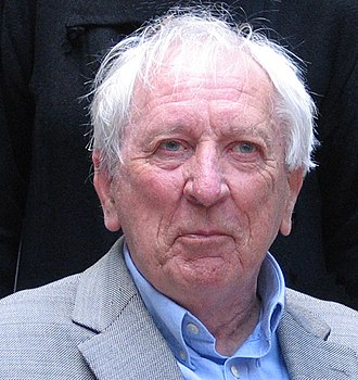 1996 in Sweden -  Tomas Tranströmer, winner of the August Prize in 1996.