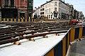 Travaux de la STIB le 21 juillet 2016 - Chaussée de Charleroi à Bruxelles.jpg