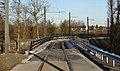 Travaux de la branche vers Vieux-Condé de la ligne B du tramway de Valenciennes en décembre 2013 (296).JPG