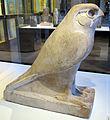 Trentesima dinastia, falcone protettore di re nectanebo II, 359-341 ac. 01.JPG
