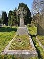 Trevelyan, Lt Col grave.jpg