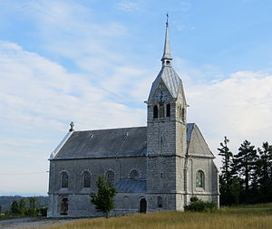 Trnje, Pivka - Holy Trinity Church