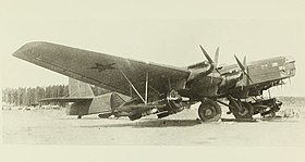 Image illustrative de l'article Tupolev TB-3