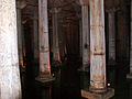 Turkey, Istanbul, Basilica Cistern (Yerebatan Sarayi) (3944831563).jpg