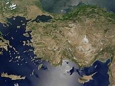 Konstantinopolis is located in Küçük Asya