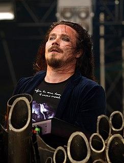 Tuomas Holopainen Finnish musician