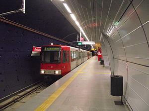 Rathaus (KVB) - Rathaus station