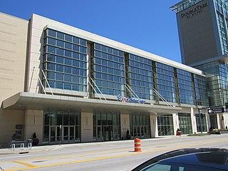 Alliant Energy PowerHouse Building in Iowa, United States
