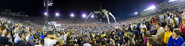 U2360° at the Rose Bowl - Wikipedia