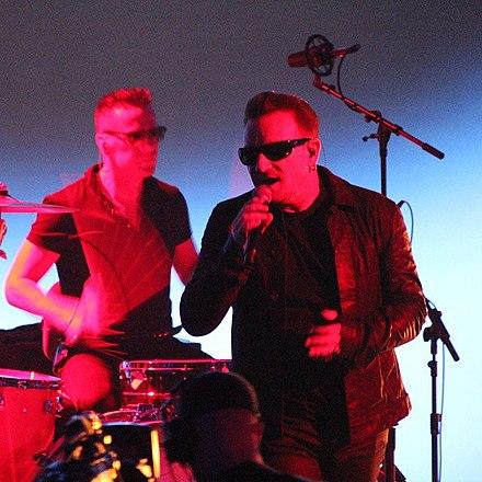 U2 Wikiwand