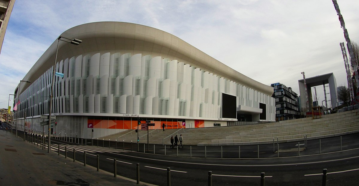 Paris La Défense Arena - Wikipedia